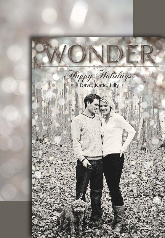 Wonder - front and back