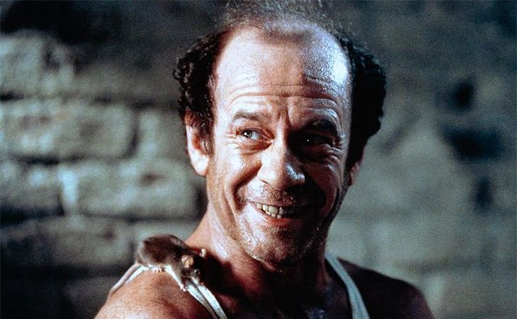 Died 2003. Michael Jeter was in Fisher King and The Green Mile.