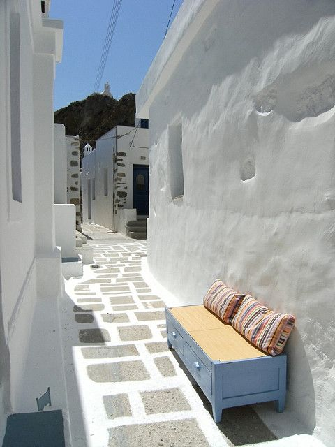 Serifos, Greece by agapozoi