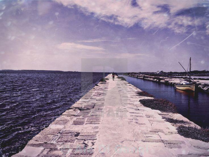 """Someday I will go somewhere"" by Ale Di Gangi - £10"