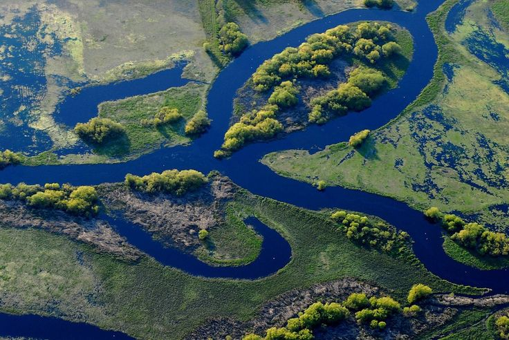 The Biebrza Valley and Wetlands (Poland)