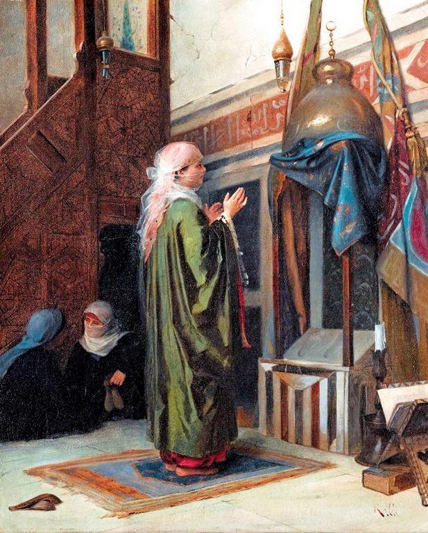 Ράλλης Θεόδωρος-Στο τζαμί 2