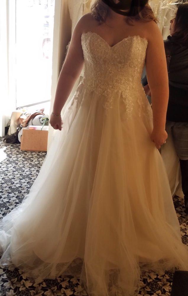 23a0bb37d1 NWT Maggie Sottero Size 18 Wedding Dress  fashion  clothing  shoes   accessories  weddingformaloccasion  weddingdresses (ebay link)