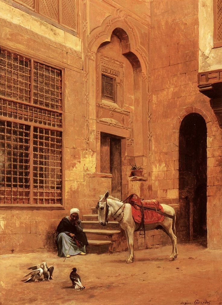 Alberto Pasini - Orientalism