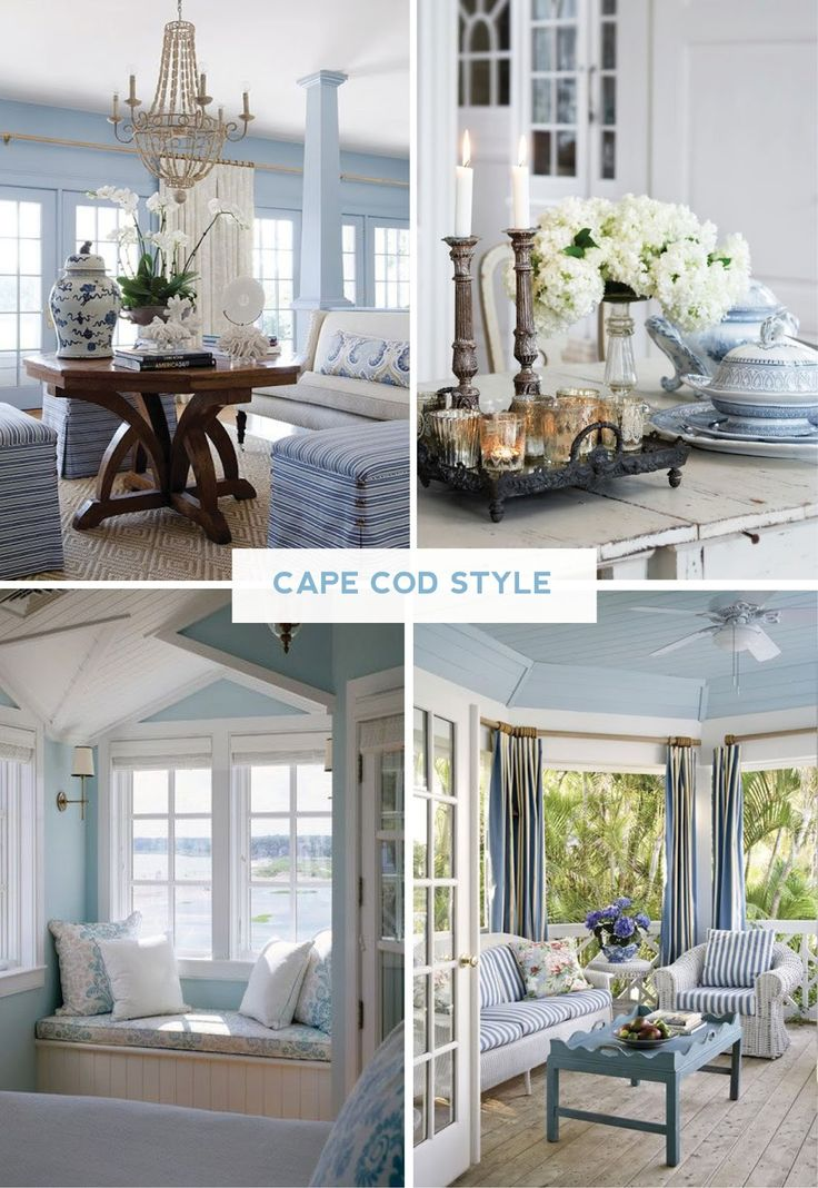 Cape Code Style
