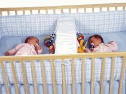 crib divider - justmultiples.com $36.95