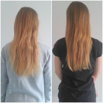 Sugar Ivett: #5 Gładkie włosy w 45 minut!