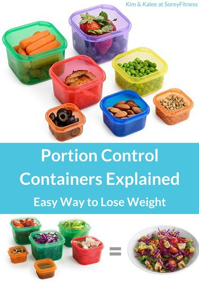 30 feet container weight loss