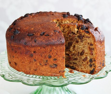 Porter Cake Photo at Epicurious.com  This traditional Irish cake uses a porter, such as Guinness, Beamish, or Murphy's, and is a deliciously rich and moist fruit cake. Make it a few days in advance of the celebratory event (it's perfect for St Patrick's Day) if you like, and it will improve even more!