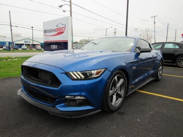 Gebraucht 2017 Ford Mustang GT Premium zu verkaufen bei White Cars Direct in Ma …