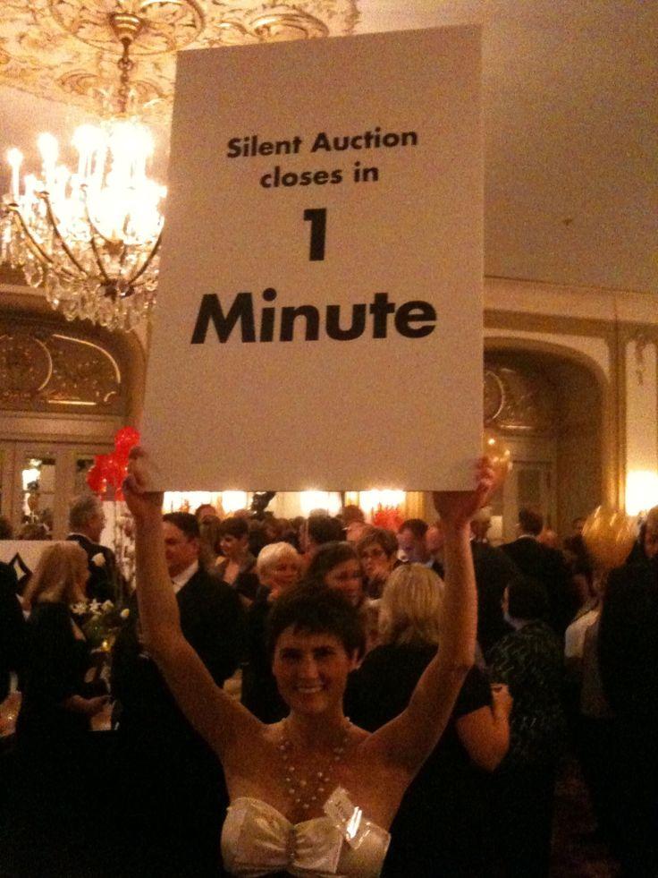 What is a Silent Auction? (with pictures) - wisegeek.com
