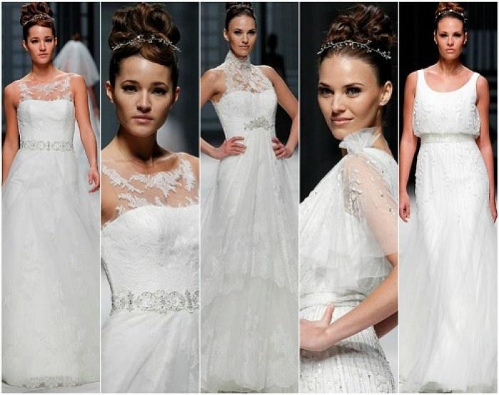 Die Brautkleider der Kollektion 2013 hängen bereits ungeduldig an den Kleiderbügeln der Designer, die Hochzeitskataloge sind bereits fertig und die Hochzeitsblogger können es gar nicht mehr erwarten bis die neuste Kollektion veröffentlicht wird. Falls Sie nächstes Jahr heiraten, ist es sehr wohl möglich, dass auch Sie voller Vorfreude auf die Kollektion 2013 der Brautkleider von Designern wie Rosa Clará, Pronovias, Hannibal Laguna oder Vera Wang warten. Hier können Sie bereits schon einige…