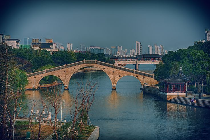https://flic.kr/p/mvMuTF | Panmen Scenic Area, Suzhou, China