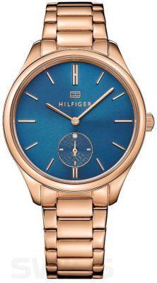 Czas na nocne szaleństwo z #TommyHilfiger #hilfiger #hilfigerwatch #gold #blue #watch #zegarek #zegarki #butikiswiss #butiki #swiss