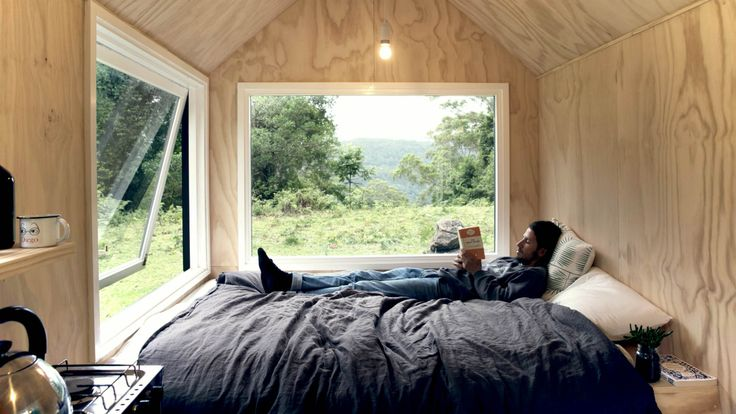 Get off the grid, disconnect and have your own tiny getaway — but this is not a hotel.