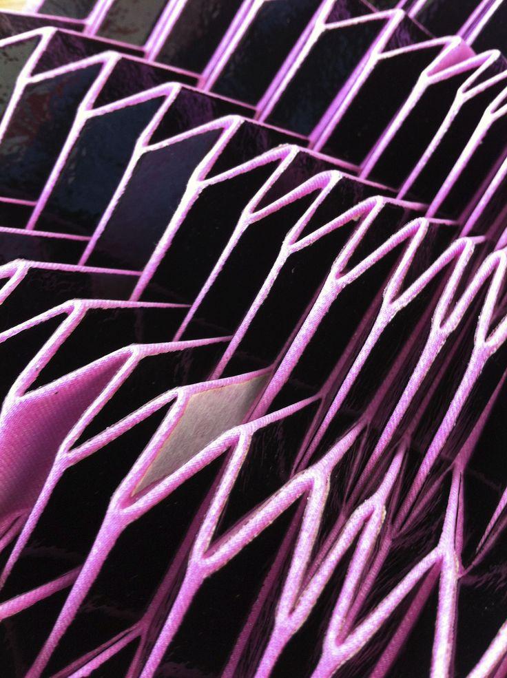 3D Thermochromic Textile Structures