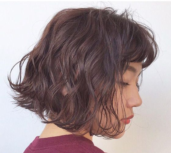 short perm hair styles best 25 perm hair ideas on perms perm curls 6353 | e5d13a2df846b197ac85cf8d96ab51f3 wavy perm perm hair