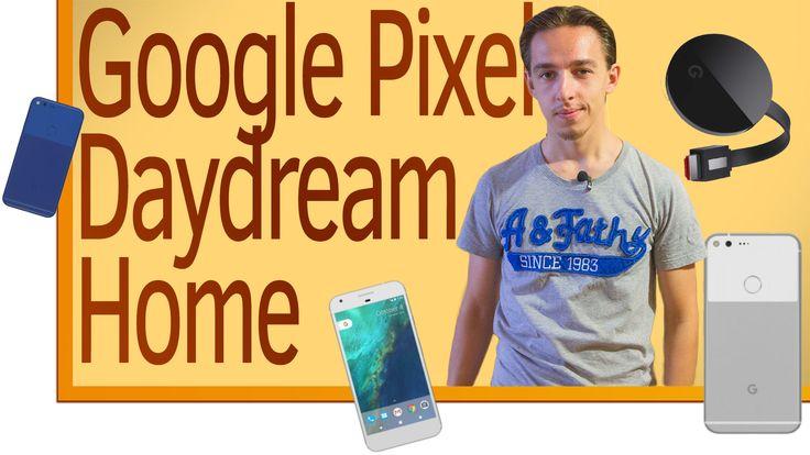 видео -https://www.youtube.com/watch?v=GHwt3kfj-ow  Google Презентация Google Pixel и Google Pixel XL наконец то мир увидел смартфоны в живую конечно внешний вид не стал удивлением его уже сливают на протяжении месяца, но в реально конечно смартфон интересней, Google Daydream View VR тканевая гарнитура виртуальной реальности, Google Chromecast Ultra 4K донг для телевизора, умный Google Wi-Fi роутер, всем глава голова Google Home, центр управления всеми умными системами дома.