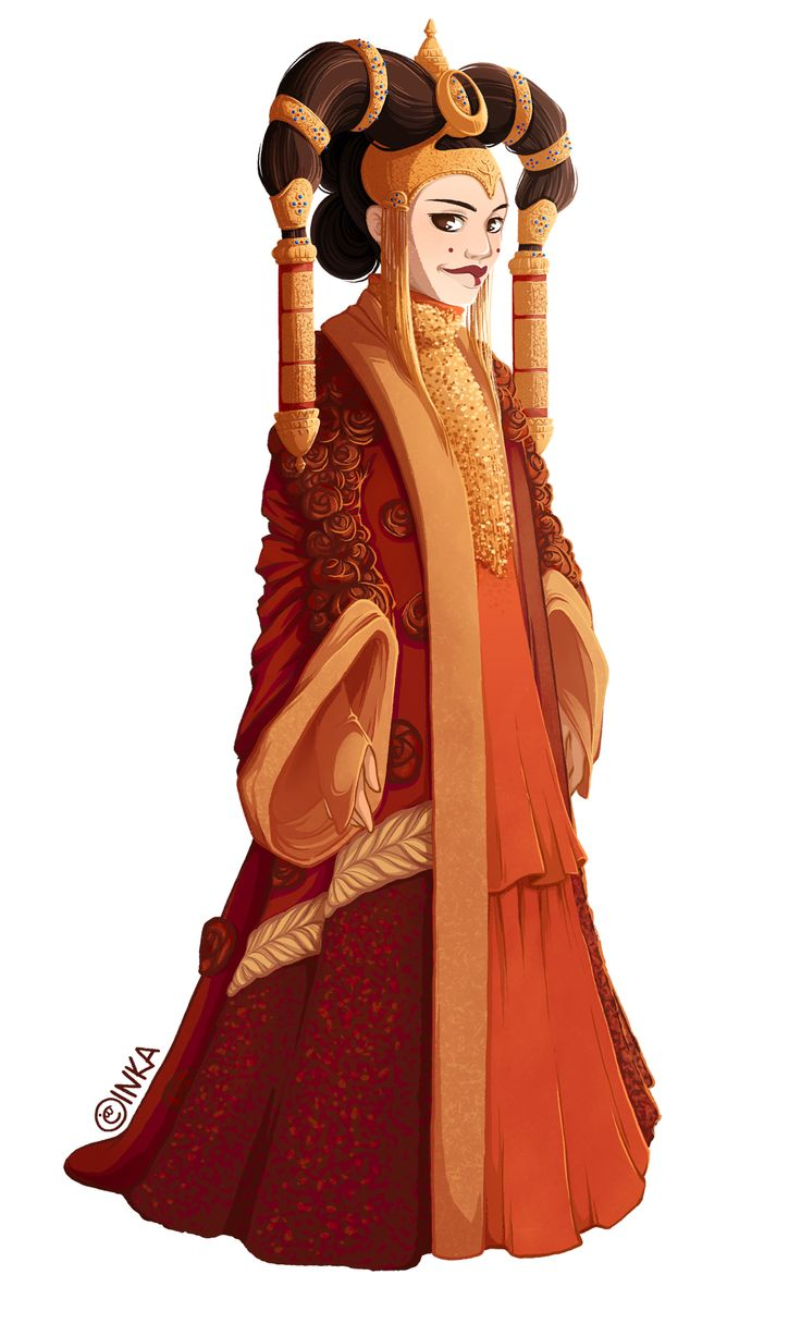 17 best images about queen amidala on pinterest queen - Princesse amidala star wars ...