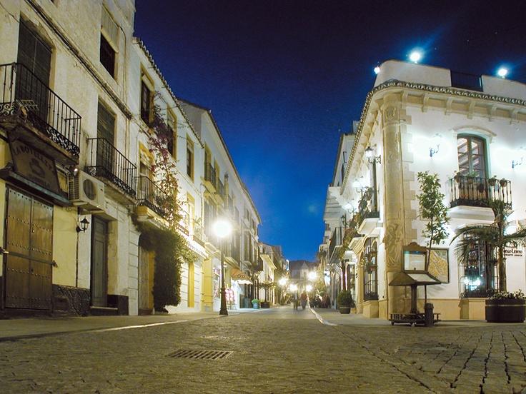Beautiful Marbella Old Town