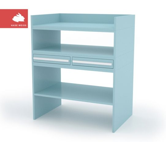 Diaper Changing Table ( Wickeltisch) Size: 90 x 60 x 110 cm avaiable in different colors