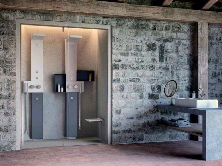Gemauerte dusche ohne glas  Die besten 25+ Gemauerte dusche Ideen auf Pinterest   Waschraum ...