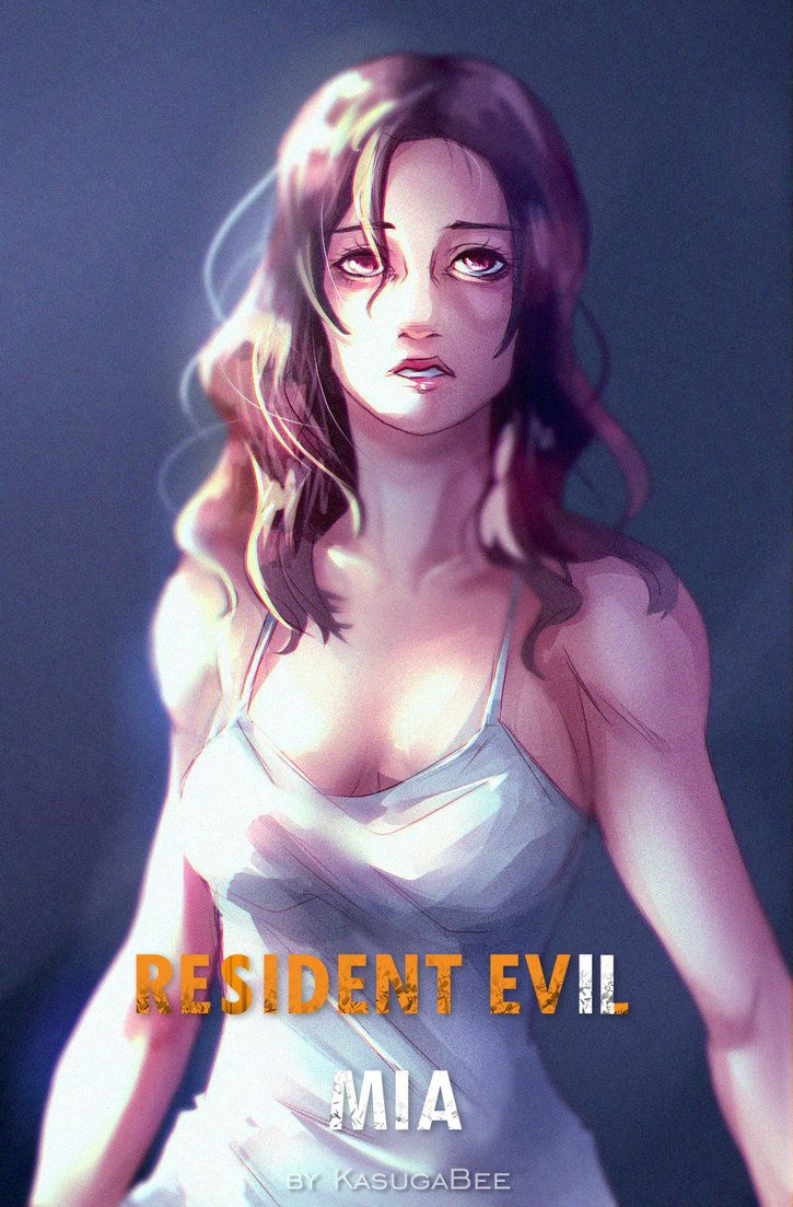 Resident evil 7: Mia [Speedpaint] by KasugaBee