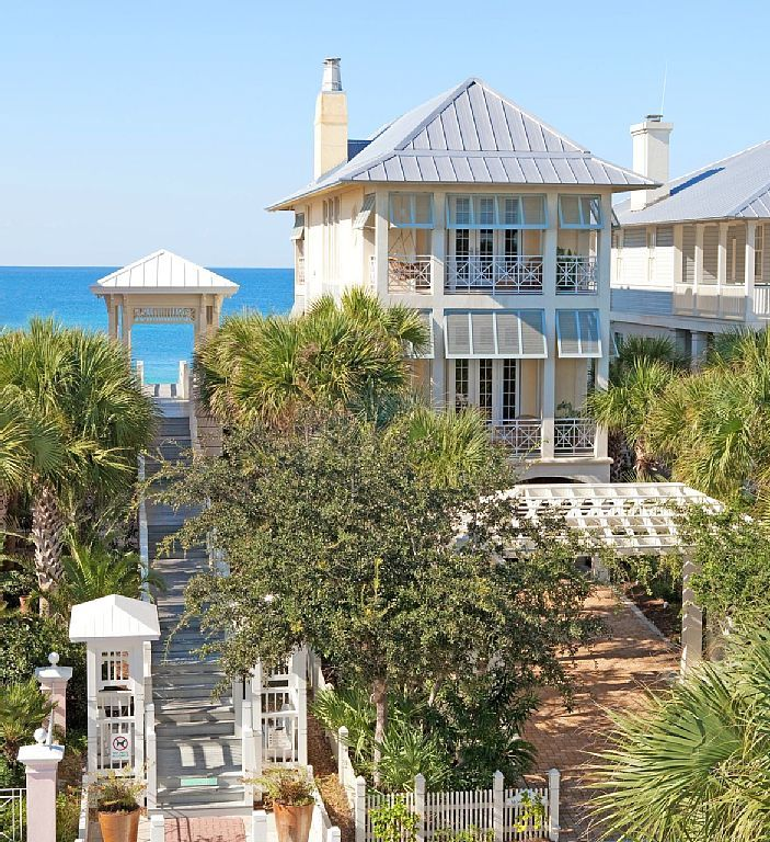 Gulf Coast Beach Houses: Private Homes Vacation Rental