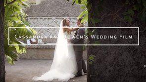 Amy & Brett get married with charm in Noosa Springs. #playbackstudios #weddingfilms #weddingvideos #weddingfilmsaustralia #weddingphotos #weddingphotographyaustralia #weddingphotography #weddings #sunshinecoastweddings  #airliebeachweddings