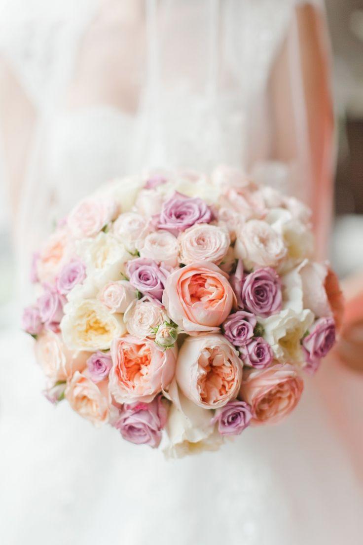pêssego, rosa e lilás