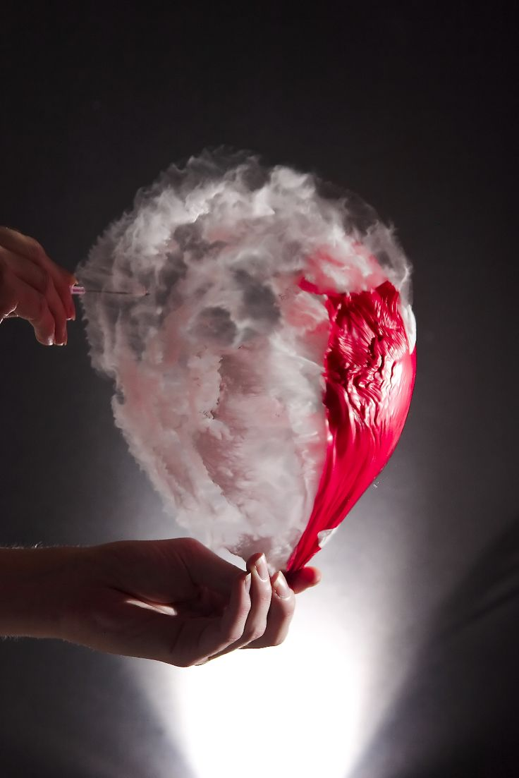 High-Speed #Photography - Water Balloon Bursting