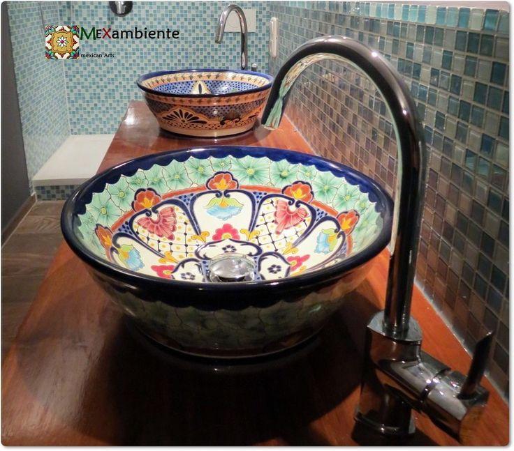 Mexambiente Aufsatzwaschbecken MEX 4