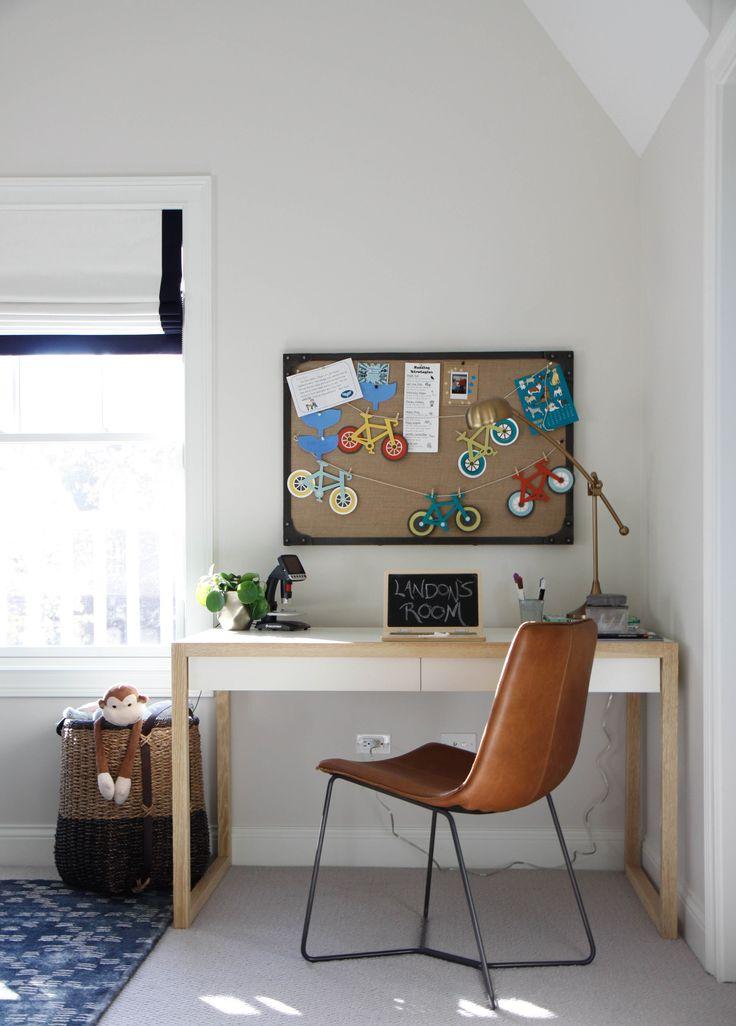 Boyu0027s Room Reveal 76 best childrenu0027s workspaces