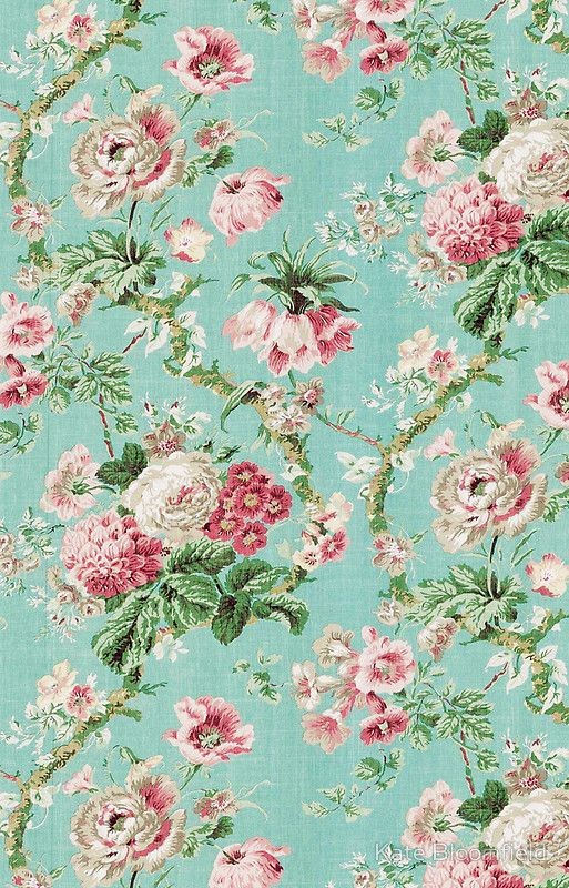 vintage floral wallpaper - Flower Wallpaper For Home