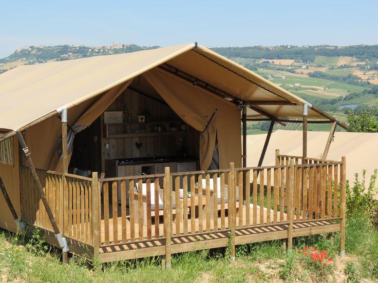 Luxe tent voor 5 personen & 23 best Vakantie in Italië images on Pinterest | Mansions Villa ...