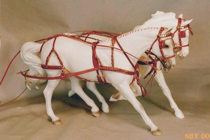 model horse harness - Google Search