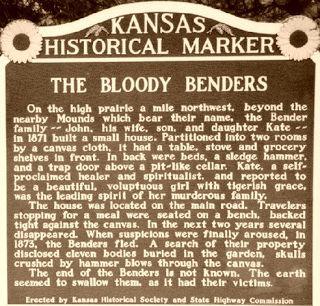 Murder by Gaslight: The Bloody Benders