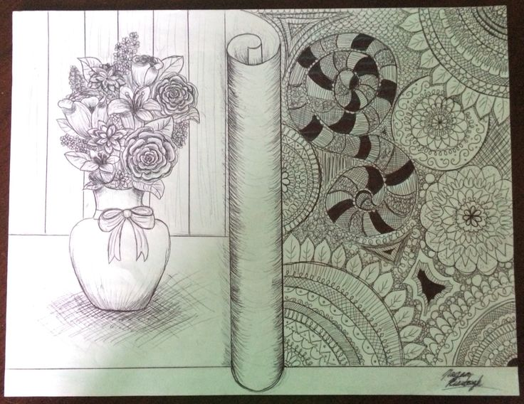 Pen and Ink Art