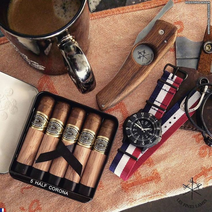 Black coffee black cigar.  #NationalDayOfMourning #WorldDayOfMourning  Get your own #Cigarknife and/or Cigar Stand follow the link in bio.