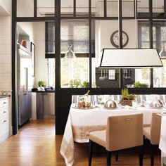 Die besten 25+ Halboffene Küche Ideen auf Pinterest | Kleine ...