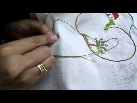Caderno de Bordados Patchaula - YouTube