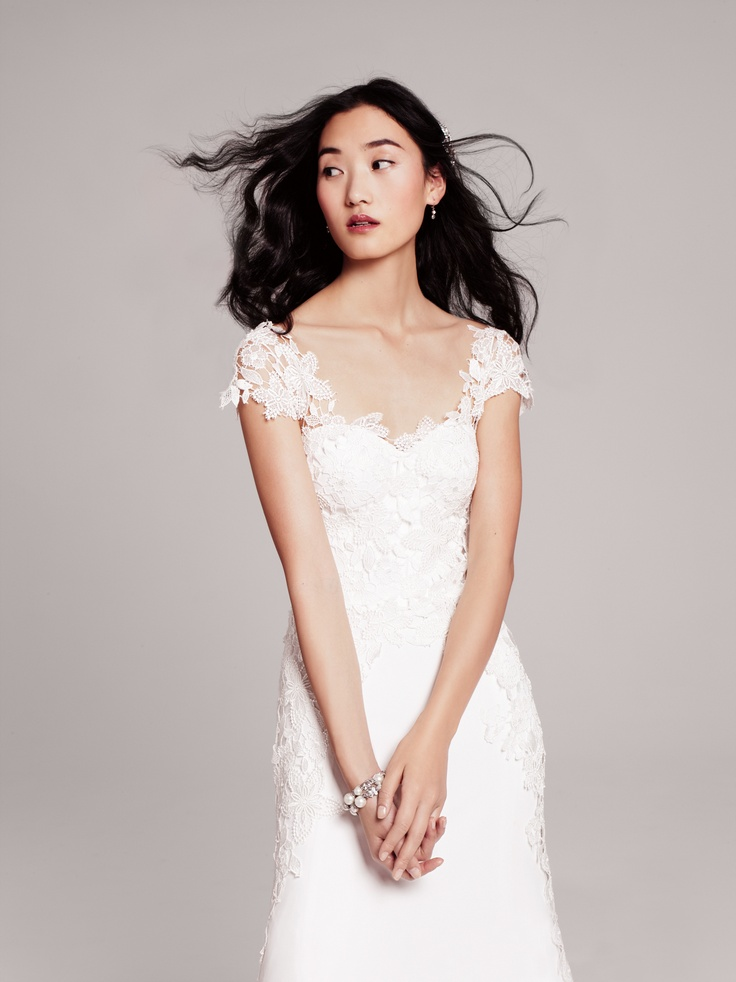 Nordstrom wedding dresses handese fermanda for Nordstrom short wedding dresses
