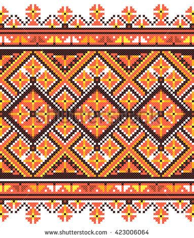Cross Stitch Patterns Stock Photos, Images, & Pictures   Shutterstock
