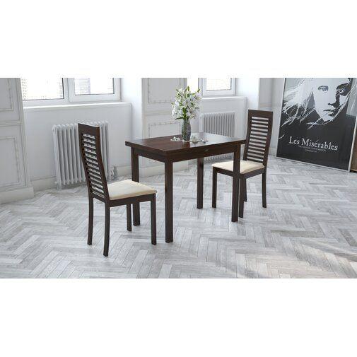 Burnard Flex Extendable Dining Table Extendable Dining Table