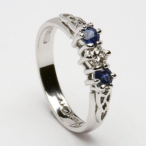 Badhbh Trinity Shire Ring Love This