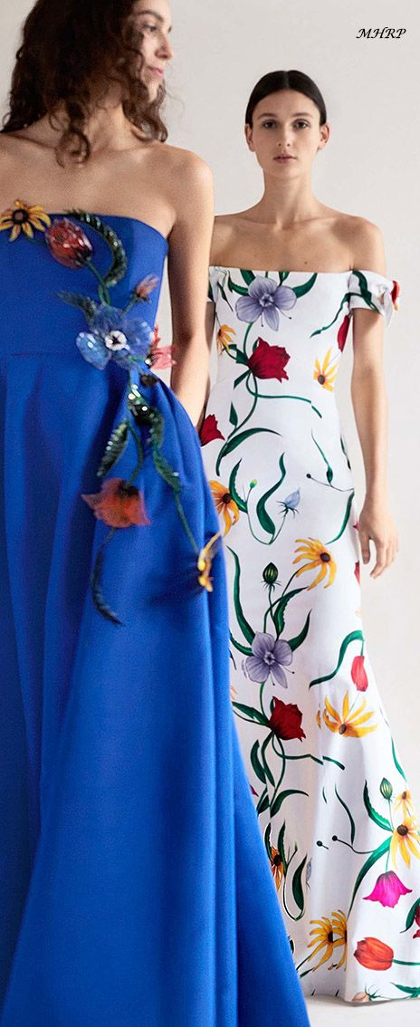 carolina-herrera-pre-fall-18 image from vogue.com