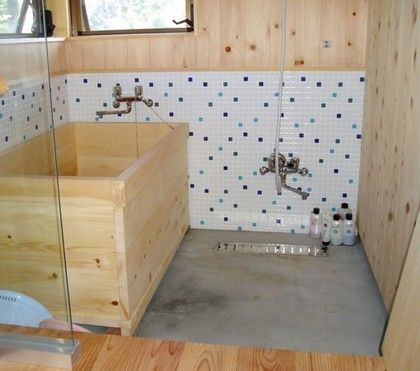 42 Best Images About Bain Jap On Pinterest Japanese Bath Soaking Tubs And
