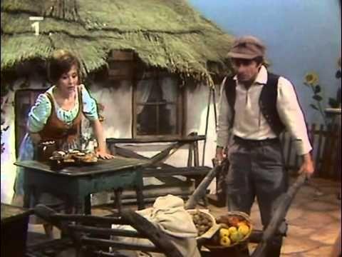 Jak se ševcem šili čerti--TV film--Pohádka 1975, 60 min