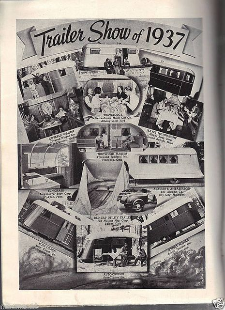 Vintage Trailer Ad