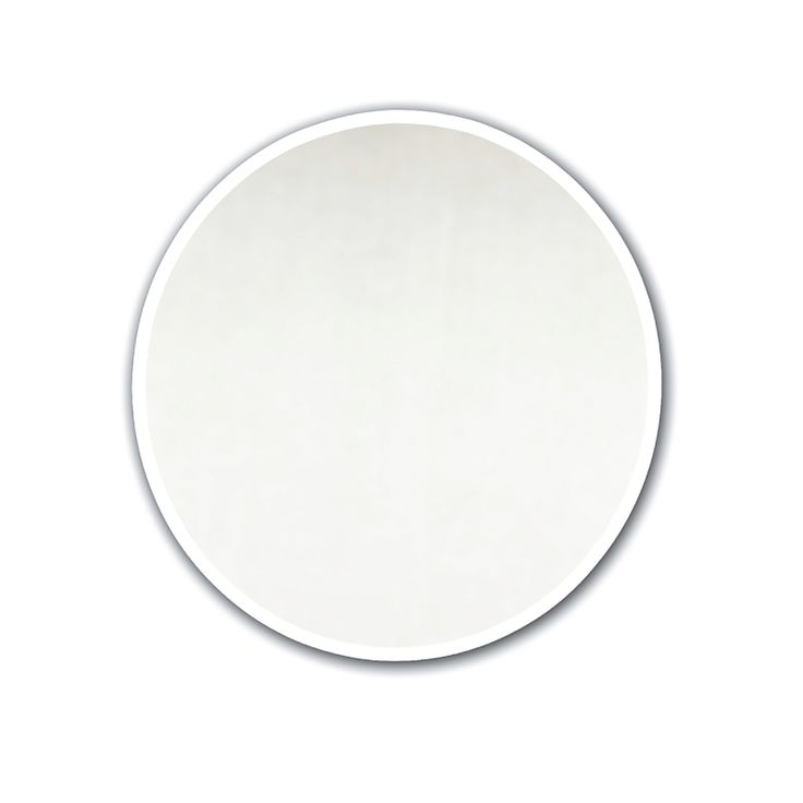 Round Bevelled Mirror 400mm x 400mm